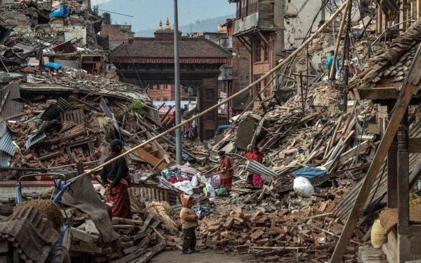 nepal earthquake 2