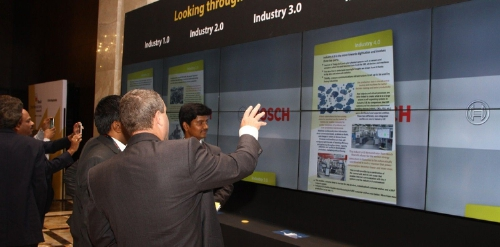 GPJ India Executes Bosch Smart Manufacturing Conclave 2015