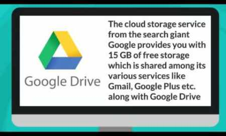 3 Best Free Cloud Storage Services