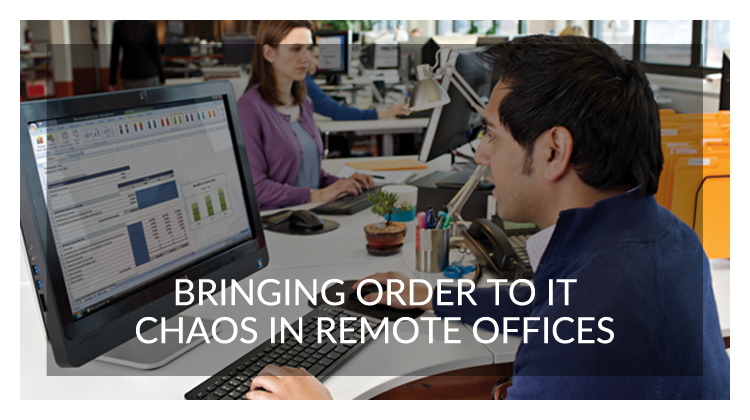Bringing order to IT chaos