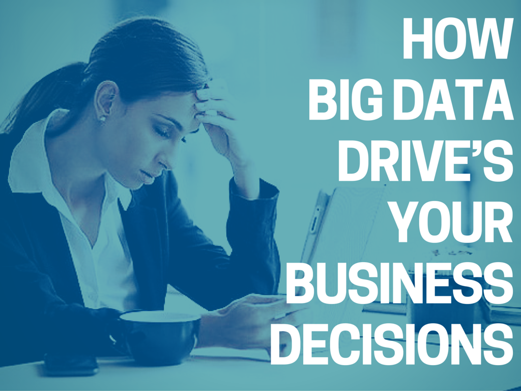 Slideshare: How Big Data Drive's Your Business Decisions - HPC ASIA