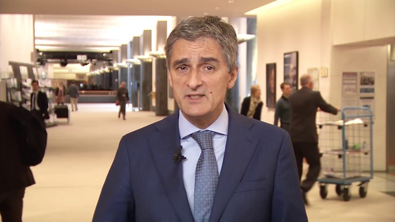"""""""Big Data Analytics Is Bound Up With What It Means To Be Human"""" - Giovanni Buttarelli - HPC ASIA"""