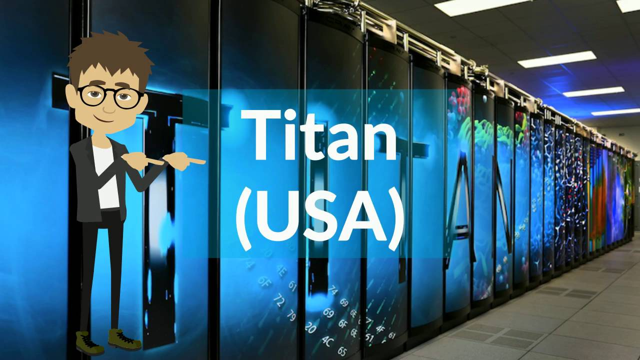 Top 3 Most Powerful Supercomputers In The World