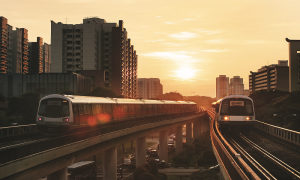 SMRT Trains85576